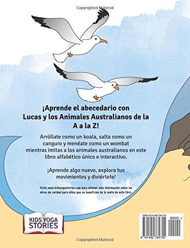 El ABC de los Animales Australianos: Un Libro Interactivo de ...