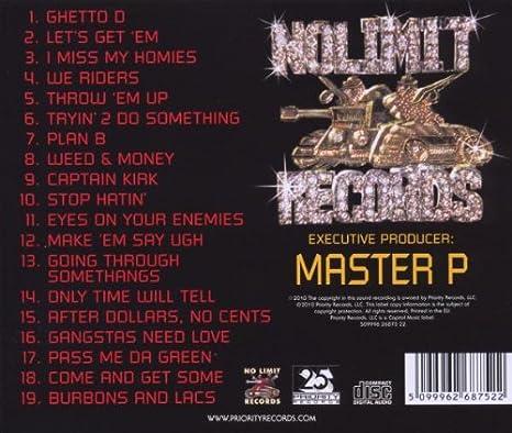 master p ghetto d full album free download