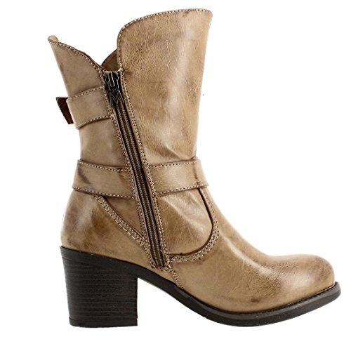 Mare Donna Caramello Caramello Maria Donna Donna Maria Mare Maria Stivali Mare Stivali Stivali q5Zndw14