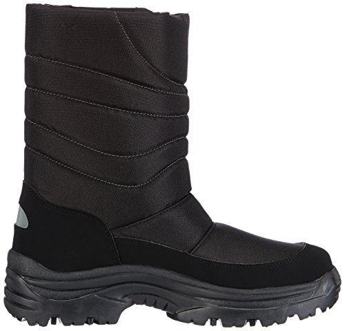 Boots Misters Black Snow Polartex Textil Winter Synthetik Manitu Polartex Shtifelya Girls' xawzEqOUH