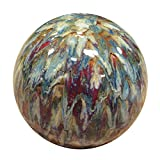 Alpine TOM252 Ceramic Gazing Globe, Tall