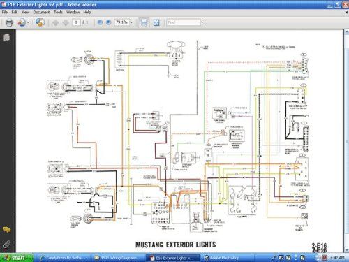 Wiring Diagram 1971 Mustang Wiring Diagrams Element Element Miglioribanche It