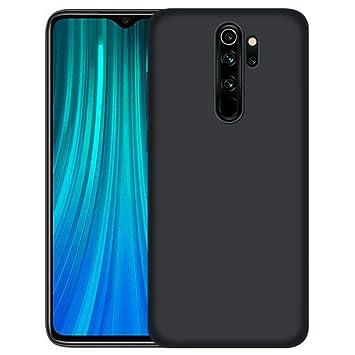 LAYJOY Funda Xiaomi Redmi Note 8 Pro, Ligera Carcasa Silicona Suave TPU Gel Bumper Case de Protectora [Antideslizante] [Anti-Golpes] Cover para Xiaomi ...