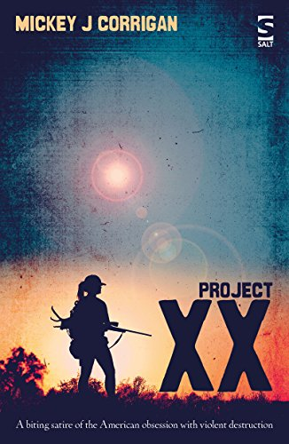 Project Xx Kindle Edition By Mickey J Corrigan Mystery Thriller