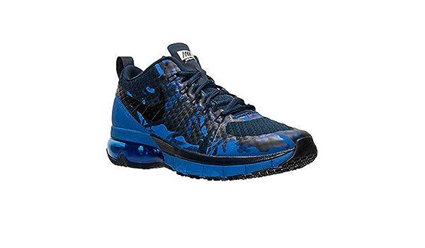Nike Mens Air Max TR180 AMP ObsidianBlack Gym Royal Deep
