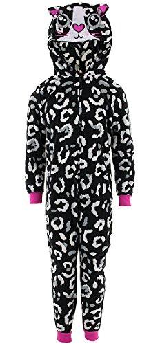 Galleon - Komar Kids Big Girls  Cat Hooded Blanket Sleeper 33954248a