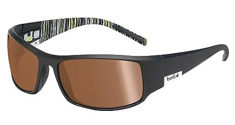 94448baa1d Bolle Marine King Sunglasses (Polarized Inland Gold Lens Matte Black ...
