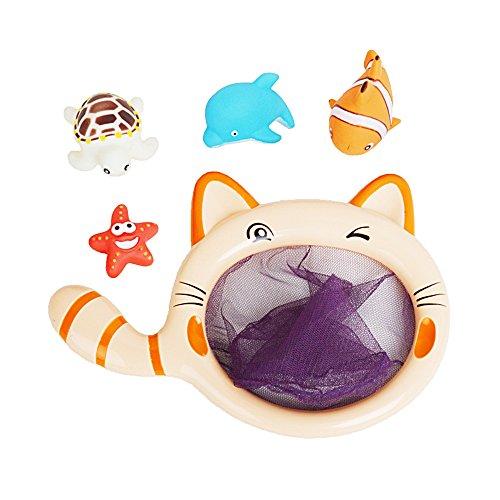 5-pcs-1-pack-fishing-beach-water-set-baby-bath-toys-catch-bath-time-fishing-set-including-cute-float