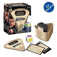 Winning Moves - Trivial Pursuit Harry Potter Bitesize, Versione Italiana, 00673
