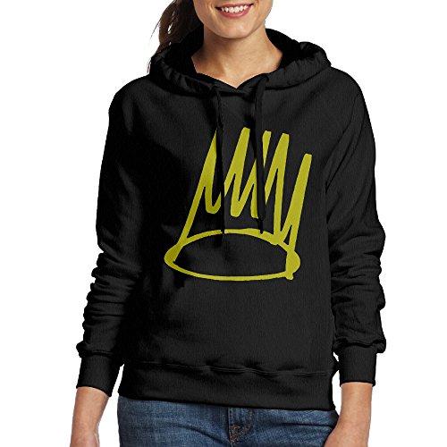 Bro-Custom J.Cole Born Sinner Sweater For Women's Size M - Game Pre Jersey La Galaxy