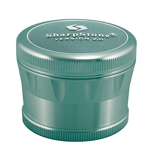 Sharpstone 2 0 Solid Grinder Green product image