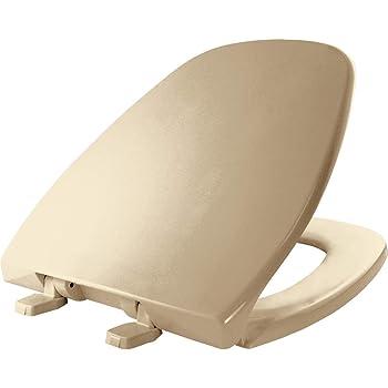 Comfort Seats C1b4e50 00 Deluxe Mdf Wood Elongated Toilet