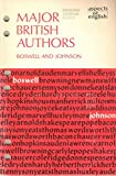img - for Major British Authors - Boswell and Johnson book / textbook / text book