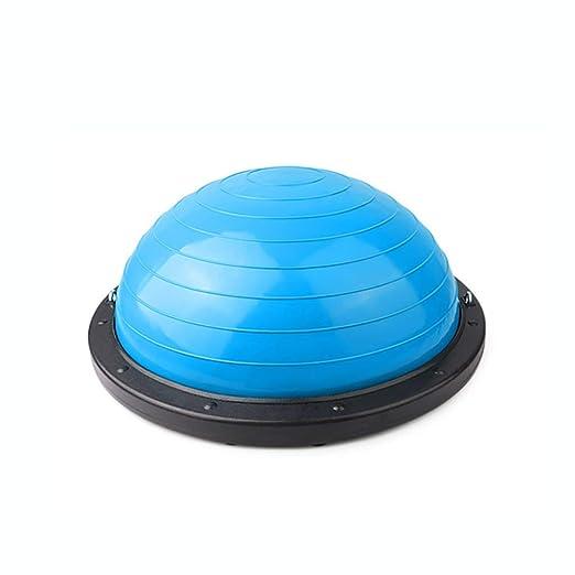 JM-balance ball Balón de Pilates de Yoga, hemisferio de Equilibrio ...