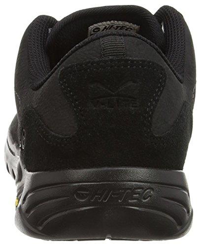 Hi-Tec Men's V-Lite Walk-Lite Witton Waterproof Walking Shoes Black (Black 021) DfJ1UZN
