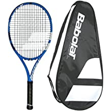 Babolat 2018 Boost Drive (Boost D) Tennis Racquet - Strung with Cover