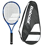 Babolat 2018 Boost D (Boost Drive) Tennis Racquet - Strung with Cover (4-1/4)