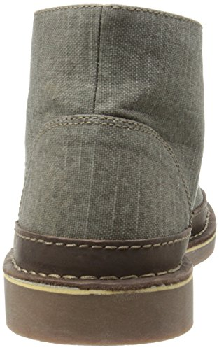 Clarks Mens Bushacre Rand Chukka Boots Taupe