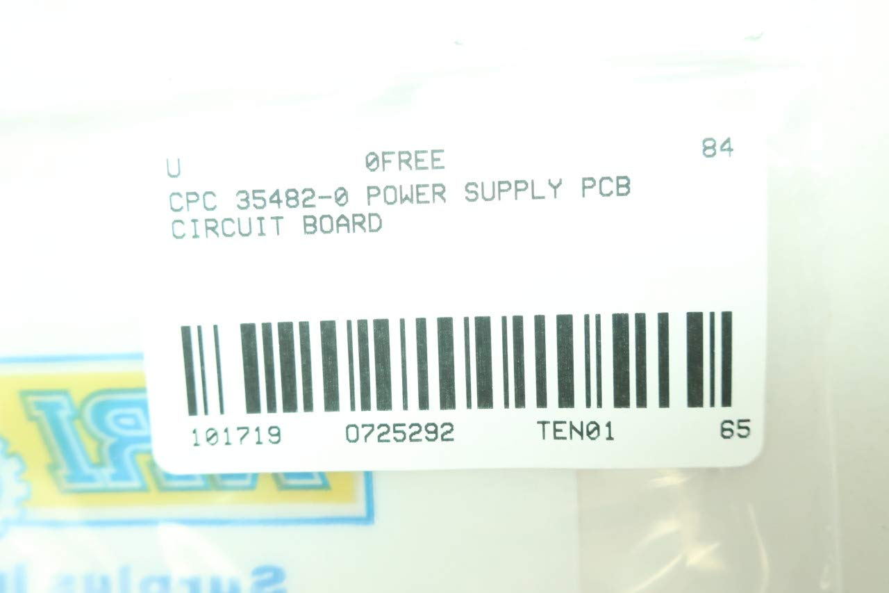 CPC 35482-0 Power Supply PCB Circuit Board