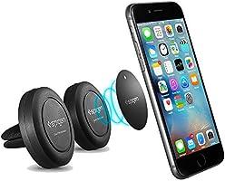 Spigen Magnetic Air Vent Car Mount holder 2 PACK for most Smartphones Apple Samsung LG HTC Xperia Google