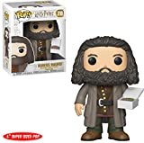 Funko 35508  Pop! Harry Potter: Hagrid with Cake 6', Standard, Multicolor