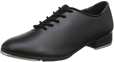 So Danca TA04 Black Lace Up Tap Shoe