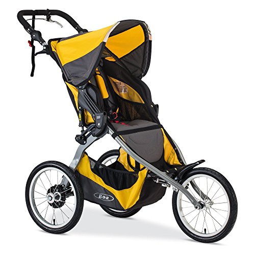 B.O.B. 2016 Ironman Jogging Stroller Yellow