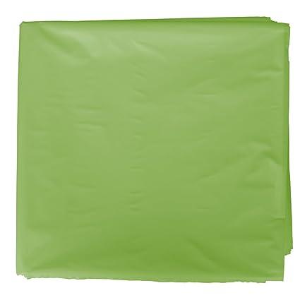 Grafoplas Fixo Kids - Pack de 25 bolsa disfraz, 65 x 90cm, color verde claro