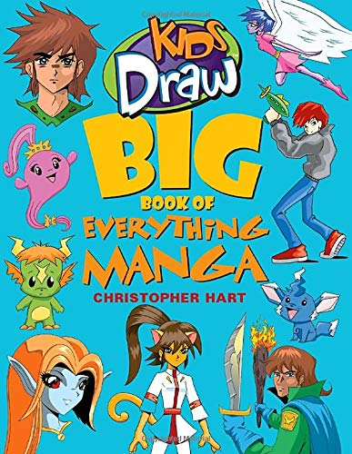 Kids Draw Big Book of Everything Manga ()
