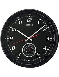 When Time & Temp Matter Wall Clock