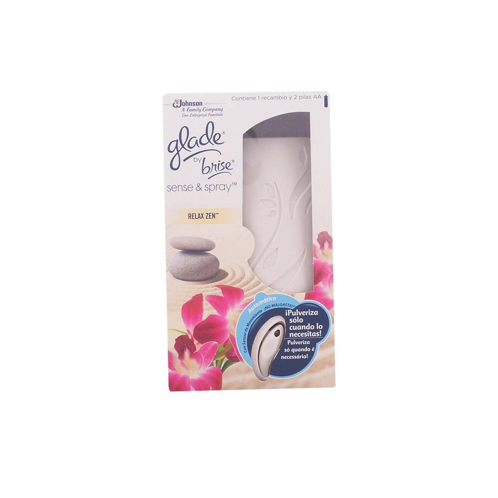 Glade by Brise Sense and Spray Air Freshener System, Relax Zen 18 ml GLADE BRISSE 5000204566512