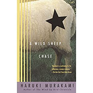 A Wild Sheep Chase Audiobook