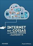capa de Internet das Coisas com Esp8266, Arduino e Raspberry Pi