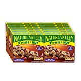 Nature Valley Chewy Granola Bar, Trail Mix, Fruit