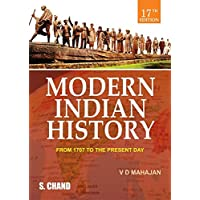 Modern Indian History: British Rule in India and After