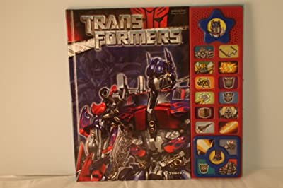 Transformers (Interactive Play a Sound)