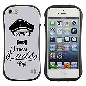 High quality Case for Apple iPhone 6 plus 6 plus Cool Team Lads