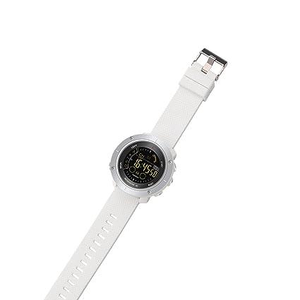 Reloj digital militar, reloj deportivo inteligente con cronómetro, contador de pasos, calorías quemadas