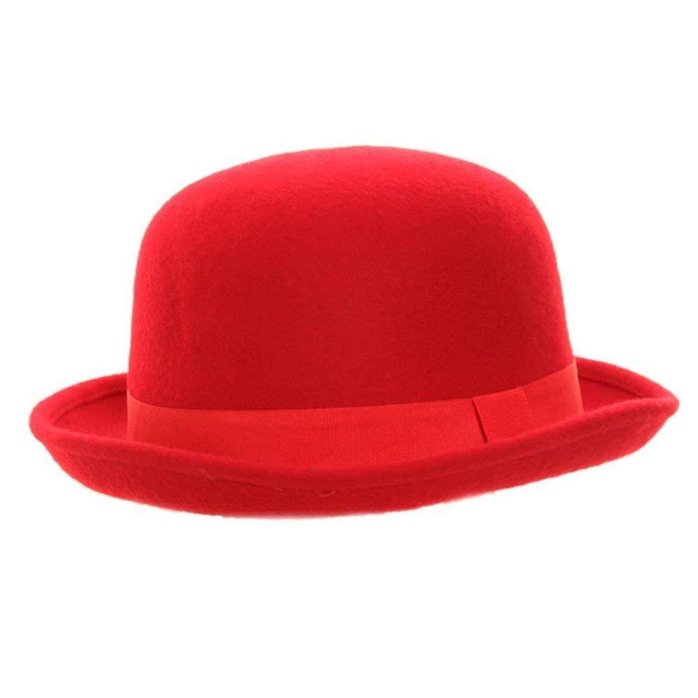 JMC Trading Company New Ladies 100% Wool Soft Bowler Hat