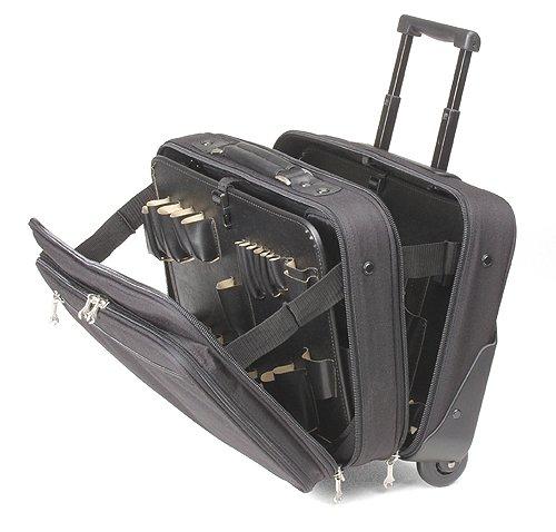 Soft-Sided Tool Case, Wheeled 18.5 Inchx13.5 Inchx8.5 Inch, Spc82 Series