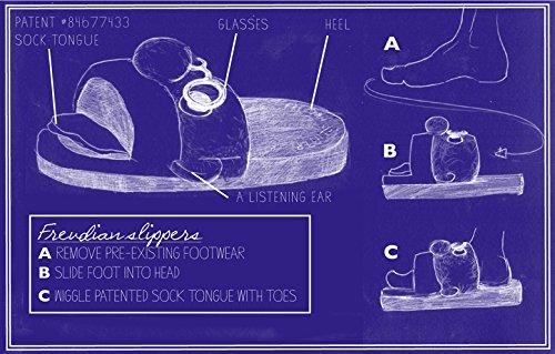 Ciabatte Freudiane - Calzature Slip-on Comode E Morbide