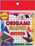 Alex Toys 287 Origami Paper 70/Pkg