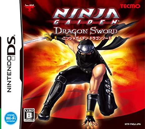 Amazon.com: Ninja Gaiden: Dragon Sword [Japan Import]: Video ...