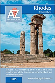 A to Z Guide to Rhodes 2015, Including Symi