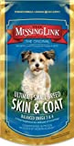 Missing Link Ultimate Small Breed Skin & Coat for Dogs, 8-Ounce