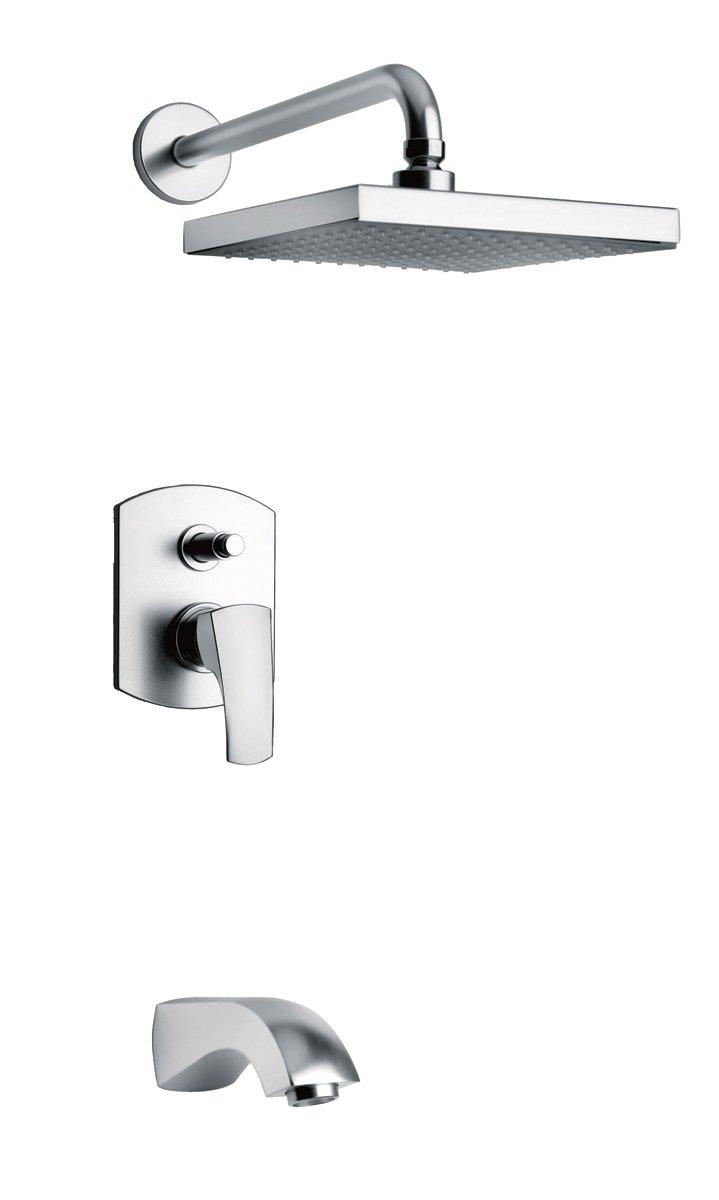 La Toscana 89CR797 Lady Pressure Balance Tub/Shower Faucet, Chrome by La Toscana