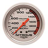 Auto Meter 4428 Ultra-Lite Mechanical Nitrous Pressure Gauge