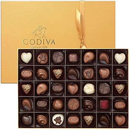 GODIVA(ゴディバ) チョコレート詰合せ G,100