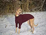 Equafleece 100% water repellent Slim Dog Sweater (31 Slim, Mulberry) Review