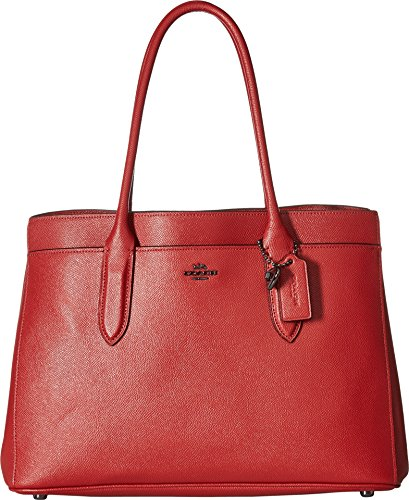 Womens Bailey Carryall Crossgrain Leather product image